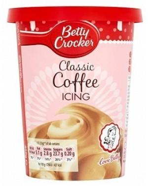 Betty Croker Coffee Icing (6 x 400g)