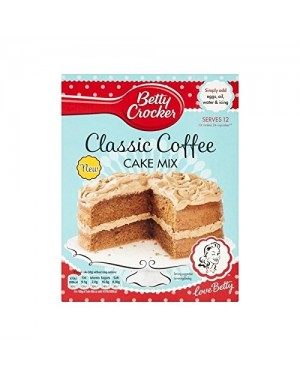 Betty Crocker Preparato Per Torta Al Gusto Caffe