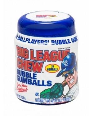 Big League Chew Bubble Gumballs (4 x 108g)