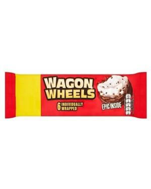 Burtons Wagon Wheels PM£1 (16 x 220g)