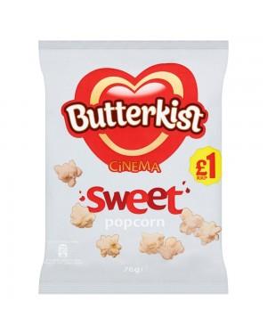 Butterkist Cinema Sweet Popcorn