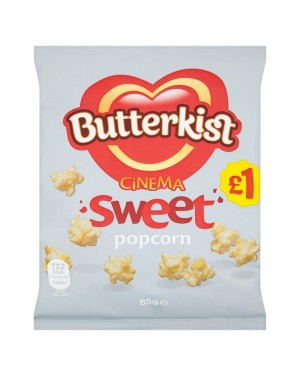 Butterkist Sweet 85G Pop Corn Dolci