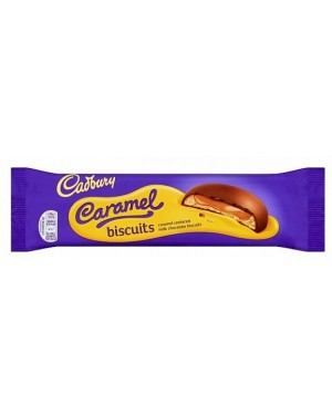 Cadbury Caramel Biscuits (12 x 130g)