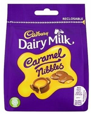 Cadbury Caramel Nibbles (10 x 95g)