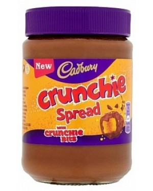 Cadbury Crunchie Spread (6 x 400g)