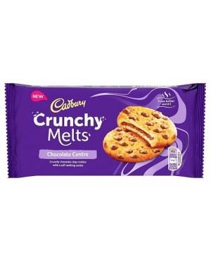 Cadbury Crunchy Melts Chocolate (12 x 156g)