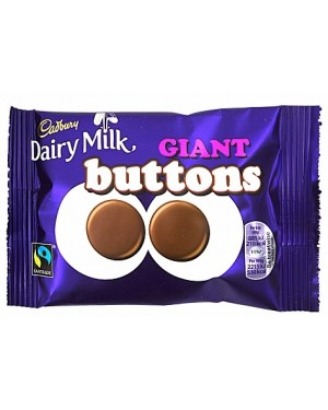 Cadbury Dairy Milk Giant Buttons (Box of 36)