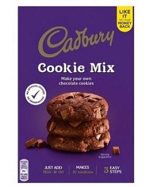 Cadbury Double Chocolate Cookie Mix (7 x 265g)