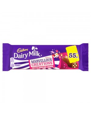 Cadbury Marvelllous Creatation Jelly Pop