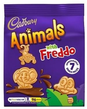 Cadbury Mini Animals (8 x 139g)
