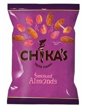 Chikas Smoked Almonds 41g (12 x 41g)