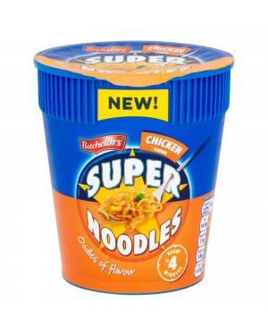 Batchelors Super Noodles Pot Chicken (8 x 75g)