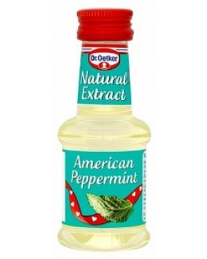 D/oetker American Peppermint Natural Extract (6 x 35ml)