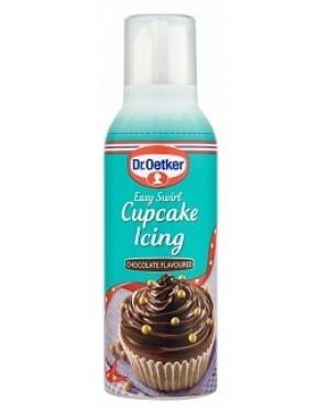 D/oetker Easy Swirl Cupcake Icing Chocolate (5 x 180g)