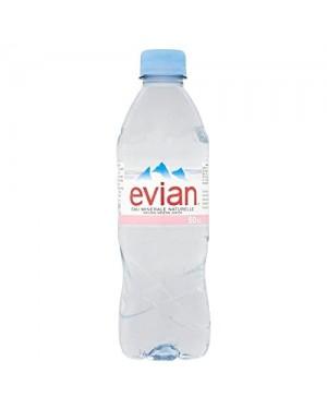 Evian Acqua Naturale 500Ml