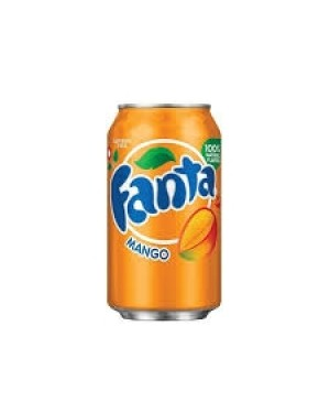 Fanta mango 355ml