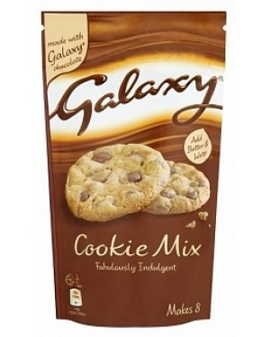 Galaxy Cookie Mix (6 x 180g)
