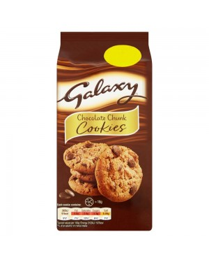 Galaxy cookies con cioccolato al latte 144g