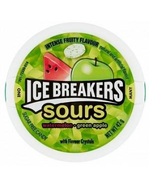 Ice Breakers Watermelon Apple Gum (8 x 42g)
