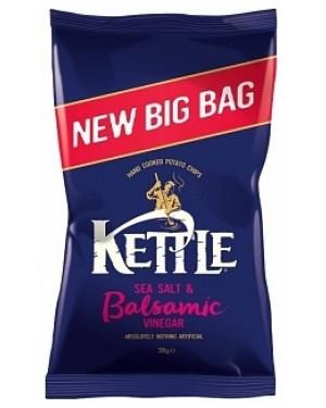 Kettle Sea Salt & Balsamic Vinegar 250g (8 x 250g)