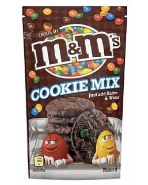 M&M Chocolate Cookie Mix (6 x 180g)
