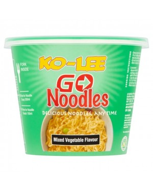 Ko-lee Cup Noodle Mixed Vegetable (6 x 65g)