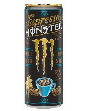 Monster Espresso Vanilla PM£1.99 (12 x 250ml)