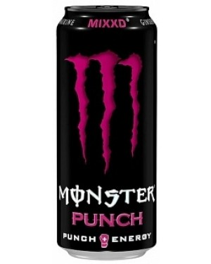 Monster Punch Energy PM£1.39 (12 x 500ml)