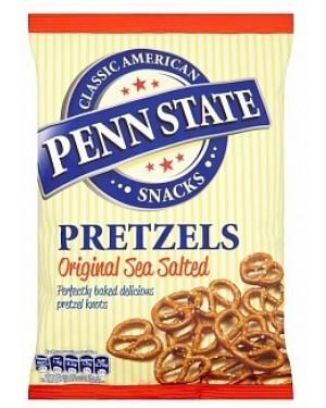 P/state Original Salted Pretzels (8 x 175g)