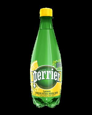 Perrier Lemon Acqua Francese Naturalmente Frizzante Al Gusto Di Limone 500Ml