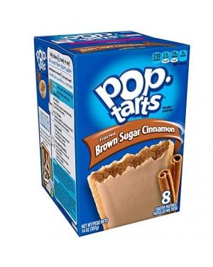 Pop Tarts 8X Biscotti Zucchero Di Canna E Cannella