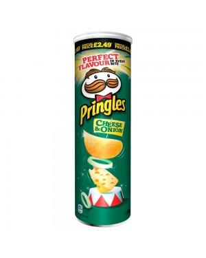 Pringles al formaggio e cipolla 200g