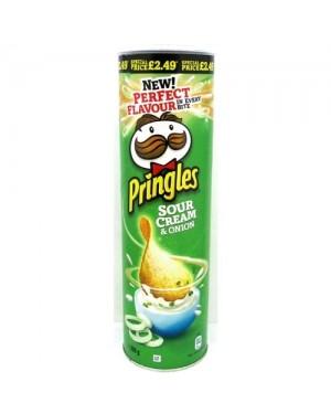 Pringles Panna acida e cipolla 200g
