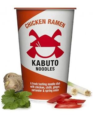 Kabuto Chicken Ramen Noodles (6 x 85g)