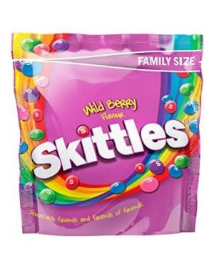 Skittles Wildberry Caramelle Morbide Ai Frutti Di Bosco 196G