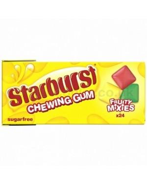 Starburst Chewing Gum Fruity Mixies (16 x 16g)