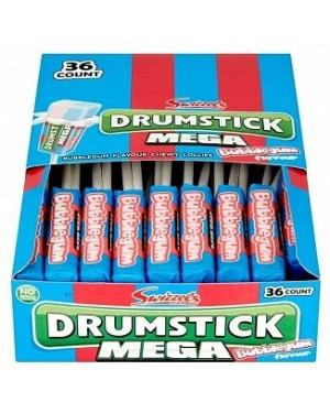 Swizzels Drumstick Mega Lolly Bubblegum (36 x 28g)