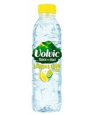 Volvic Touch Of Fruit Lemon & Lime (12 x 500ml)