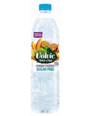 Volvic Touch Of Fruit Mango & Passionfruit (6 x 1.00l)