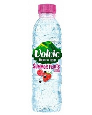 Volvic Touch Of Fruit Summer Fruits (12 x 500ml)