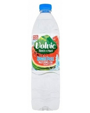 Volvic Touch Of Fruit Watermelon Sugar Free (6 x 1.00l)