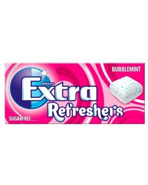 Wrigley Extra Bubblemint Handybox 7pc* (16 x 15g)